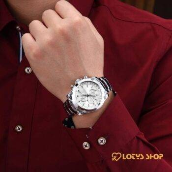 Luxury Casual Quartz Men's Watch Accessories Men's watches Watches color: 1|2