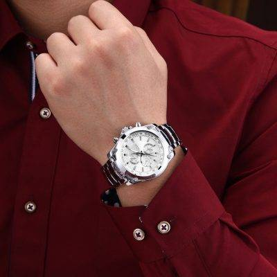 Luxury Casual Quartz Men's Watch Accessories Men's watches Watches color: 1|2
