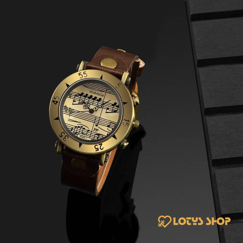Women's Casual Watches Accessories Watches Women's watches color: Black|Brown|Red