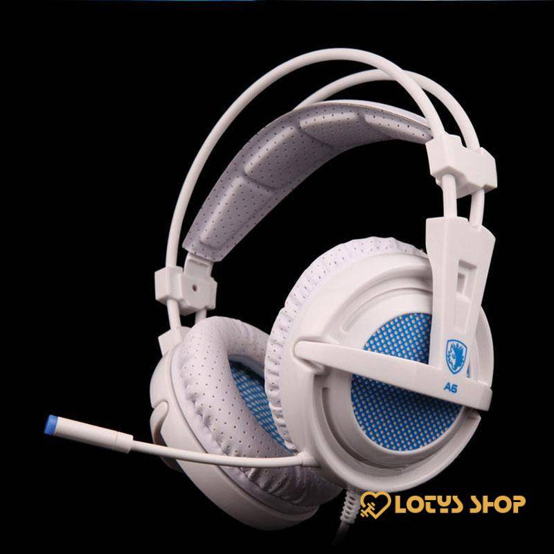 Stereo Wired Gaming Headphones