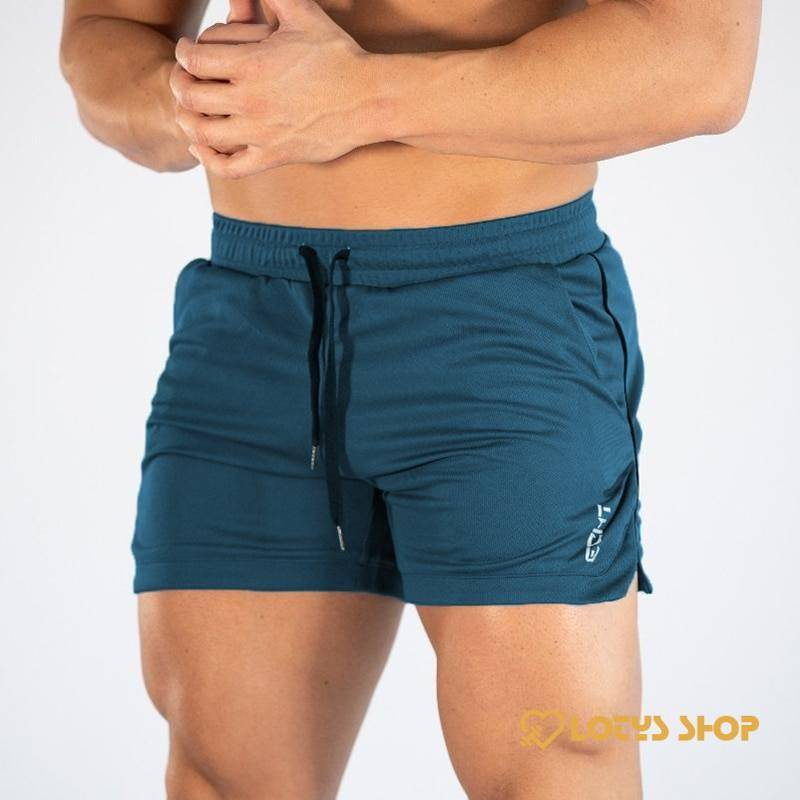 Men's Sports Shorts with Pockets