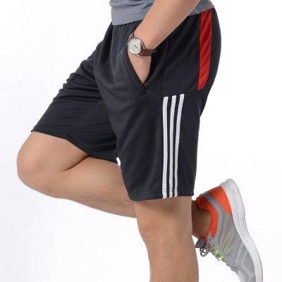 Quick Dry Sport Men's Shorts Men's shorts Men's sport items Sport items color: Black + Gray|black red|black white|Blue / Green