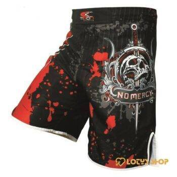 Men's Sport MMA Shorts Men's shorts Men's sport items Sport items color: Blue|Red