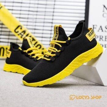 Men's Sport Vulcanize Shoes Men Sport Shoes Men's sport items Sport items color: Black|Red|Yellow