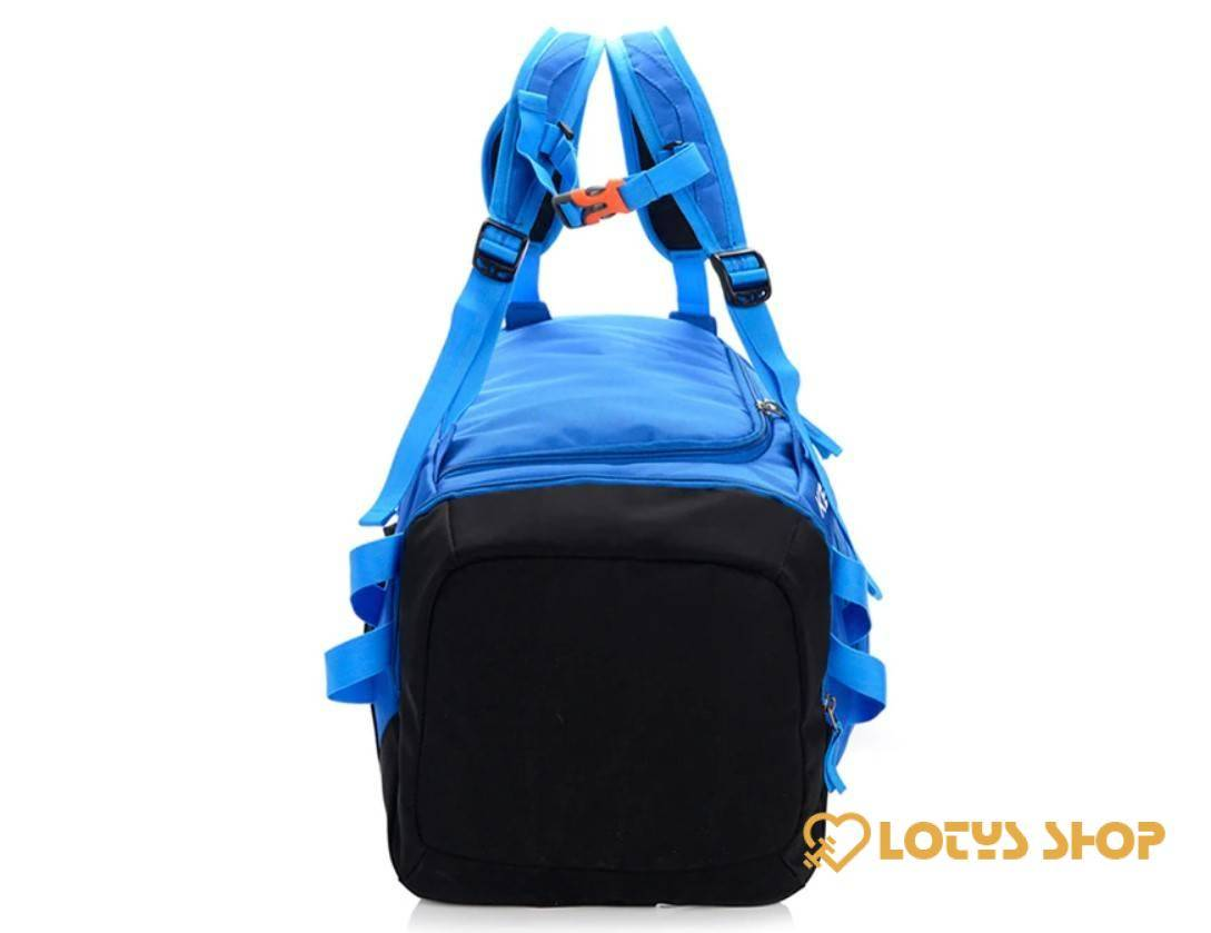 Men's 2 in 1 Gym Bag and Backpack Accessories Bags and Luggage Men's Bags and Luggage color: Black|Blue|Green|Orange|Red|Red and Black