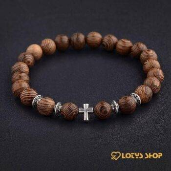 Men's Cross Decorated Beads Bracelet Accessories Jewelry 8d255f28538fbae46aeae7: 052-1|052-2|052-3|052-4|052-5|1|2|3|4|6mm|AB180-1|ABJ001-4|ABJ007-1|ABJ007-2|ABJ028|ABJ028-1|ABJ036-1|ABJ036-4|ABJ036-5|ABJ036-6|ABK040-1|ABK040-10|ABK040-3|ABK040-5|ABK040-6|ABK040-8|ABK040-9