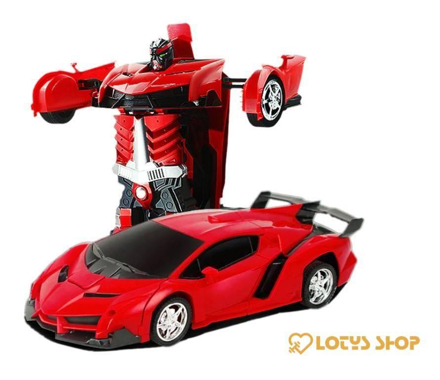 2 in 1 Transformer RC Car