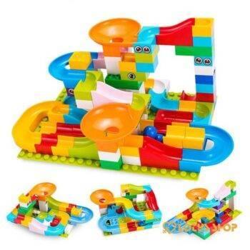 Lego Compatible Building Blocks for Kids Toys color: 104 pcs|156 pcs|208 pcs|52 pcs