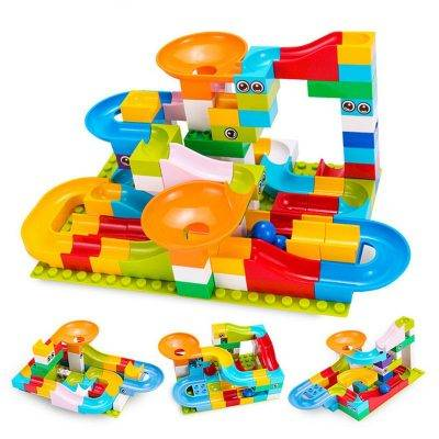 Lego Compatible Building Blocks for Kids Toys color: 104 pcs|156 pcs|208 pcs|52 pcs
