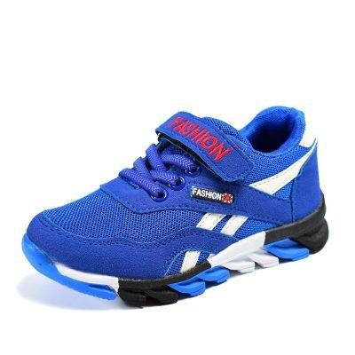 Breathable Running Shoes for Boys Kids sport items Sport items color: Black|Blue|Navy Blue|Red|Sky Blue|Yellow