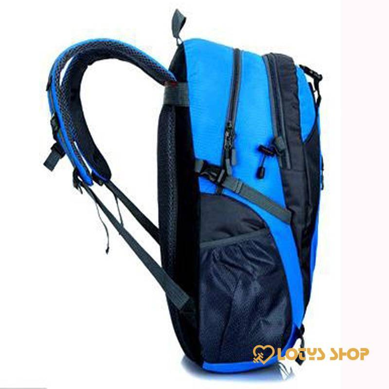 Men's Waterproof Travel Nylon Backpack Accessories Bags and Luggage Men's Bags and Luggage color: 301-Black|blue 301|green 301|Orange 301|red 301