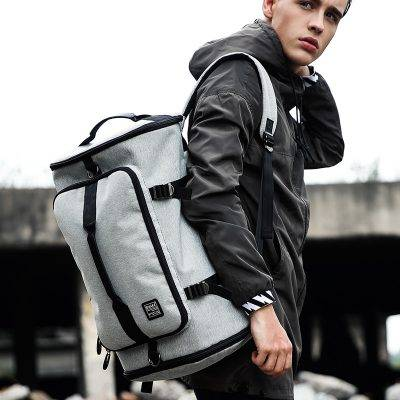 Men Sports Smart Backpack Accessories Bags and Luggage Men's Bags and Luggage color: 2202BLACK|2202BLACKSTRAP|2202BLUE|2202BLUESTRAP|2202GRAY|2202GRAYSTRAP