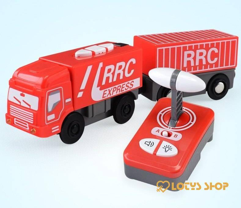 Remote Control Interactive Express Truck Set Toys color: 1|10|11|12|13|14|15|16|17|18|2|3|4|5|6|7|8|9