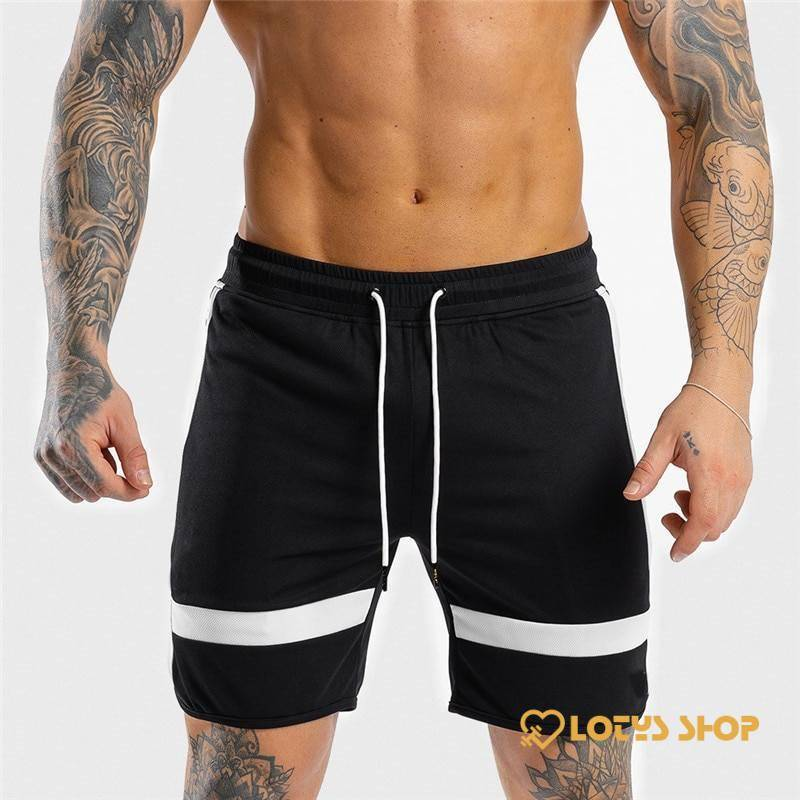 Men's Fitness Training Shorts