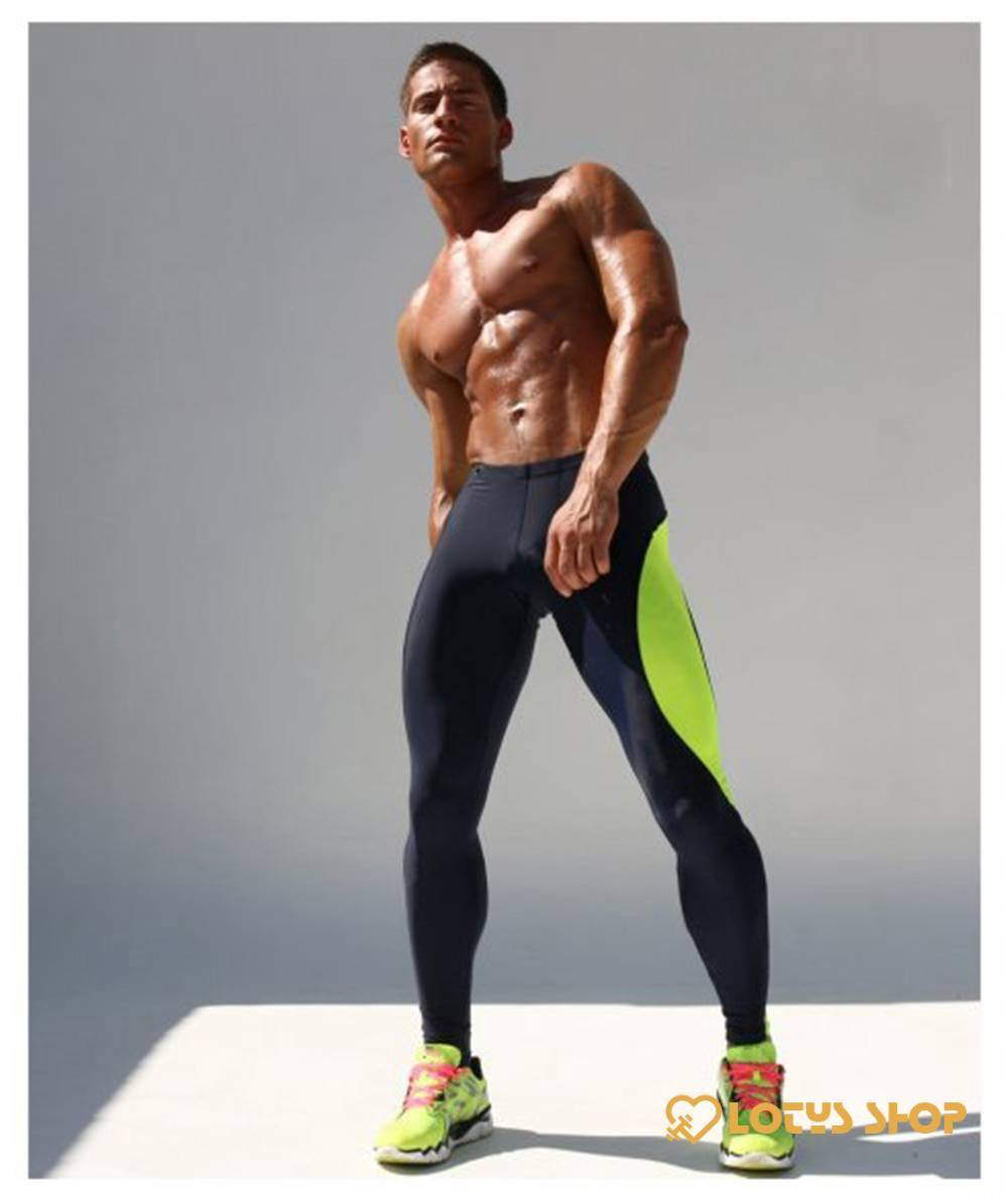 Men's Fitness Compression Pants