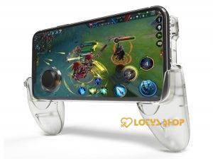 Integrated Handheld Mobile Game Controller