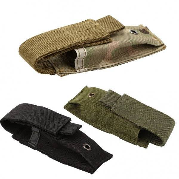 Military Tactical Pouch for Hunting Outdoor Sports color: Army Green|Black|CP Camo