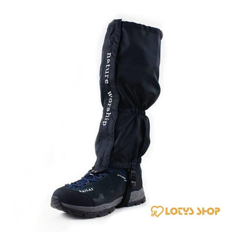 Waterproof Hunting Gaiters Outdoor Sports Material: Polyester,Nylon