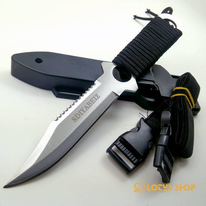 Fixed Blade Hunting Knife Outdoor Sports