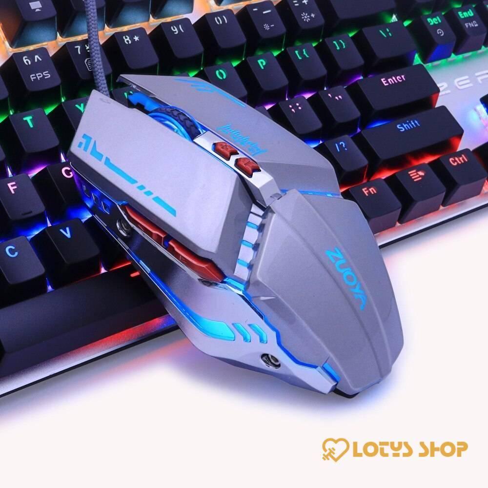 5500 DPI Wired Gaming Mouse Gaming & Entertainment color: AT560|AT962|mmr5 black|mmr5 gray|mmr5s black|mmr5s gray|mmr8 black