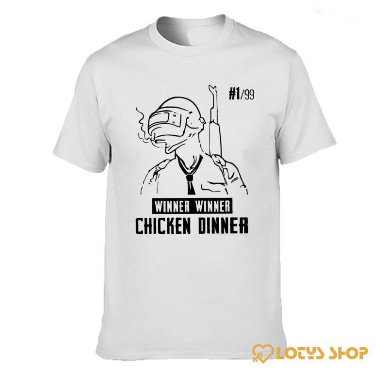 Men's Casual Gaming T-Shirt