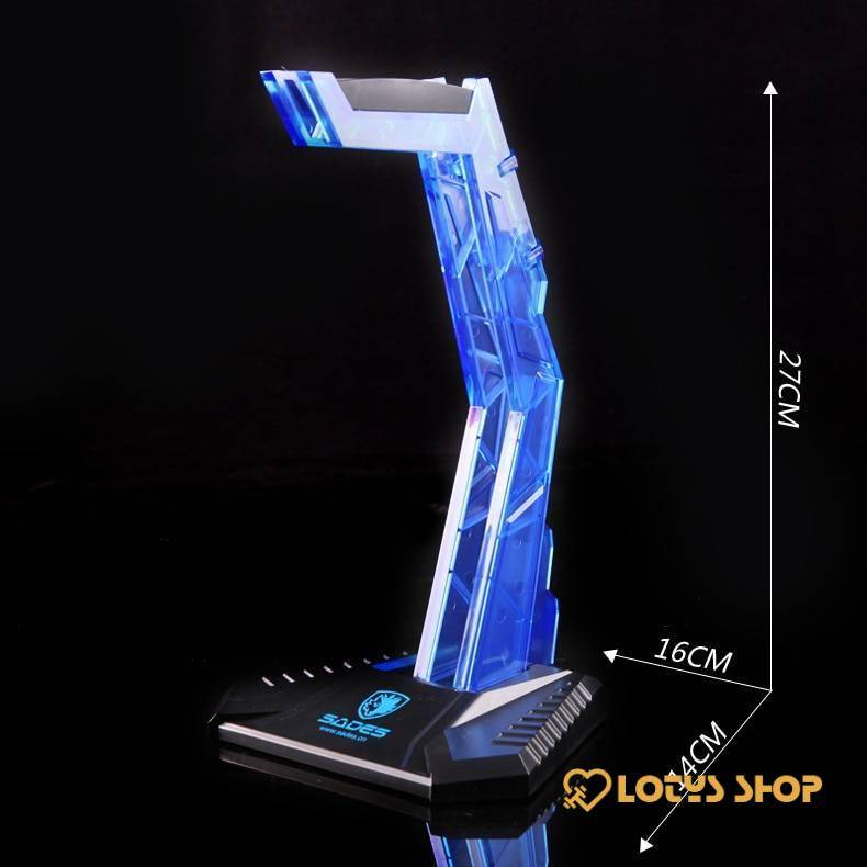 Gaming Headphones Stand for Home Gaming & Entertainment 1ef722433d607dd9d2b8b7: China|United States