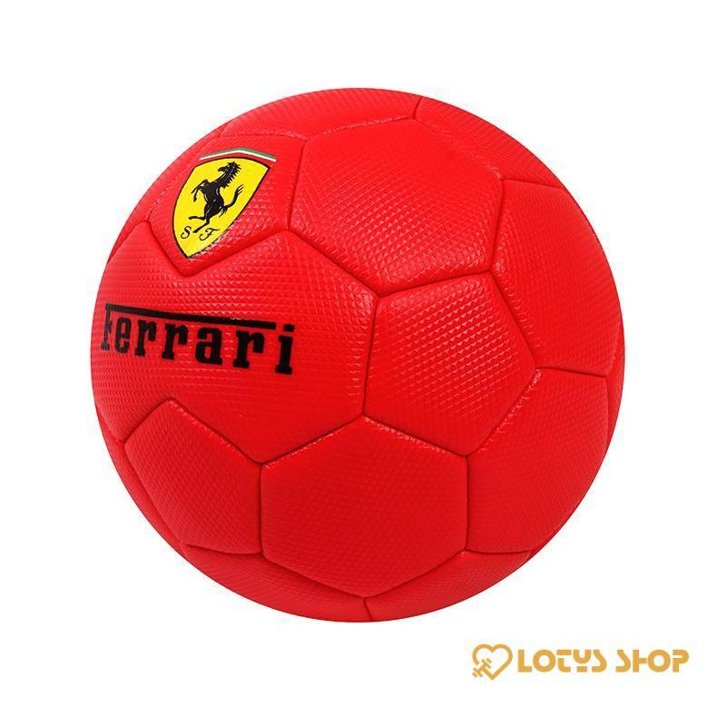 Size 2 Leather Football Ball Outdoor Sports color: F658black|F658red|F658white|F658yellow