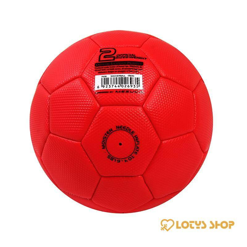 Size 2 Leather Football Ball