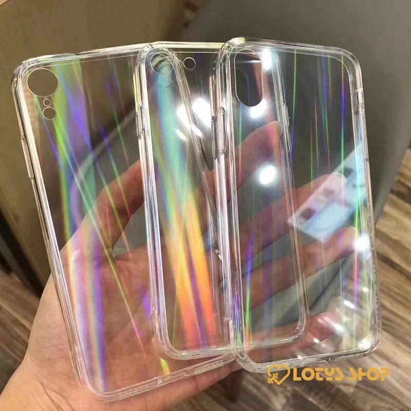 Holographic Transparent Case for iPhone Accessories Cases Mobile Phones 11ad8c90d8b16ec4dc9ab1: iPhone 11|iPhone 11 Pro|iPhone 11Pro Max|iPhone 6 6S|iPhone 6 Plus, 6S Plus|iPhone 7|iPhone 7 Plus|iPhone 8|iPhone 8 Plus|iPhone X|iPhone XR|iPhone XS|iPhone XS MAX