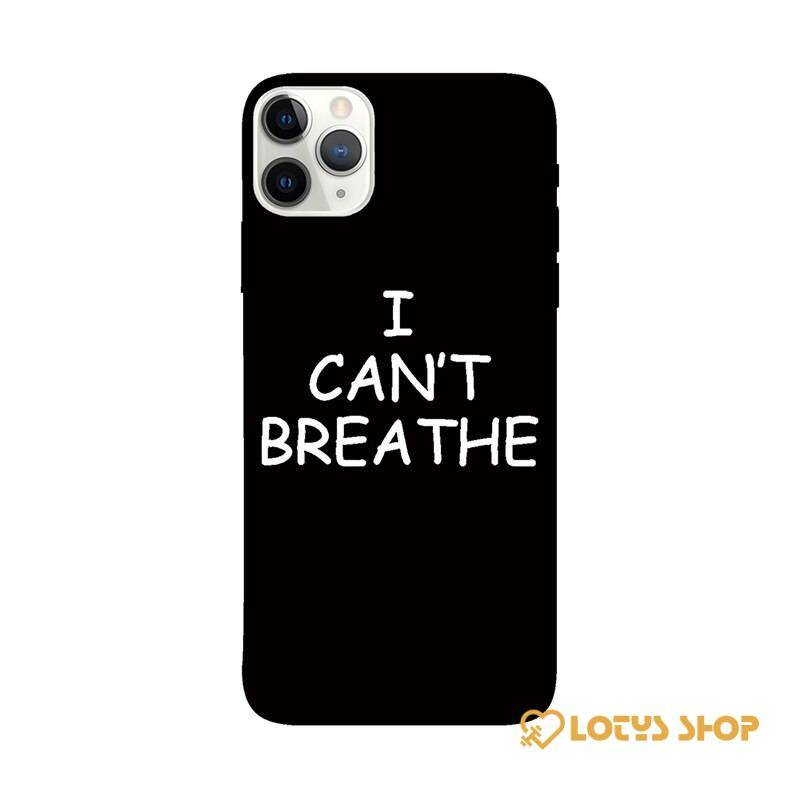 Black Lives Matter Printed Soft Silicone Phone Case for iPhone