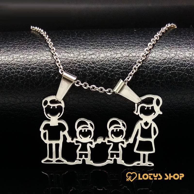 Unisex Family Necklace Accessories Jewelry 1afa74da05ca145d3418aa: 1|2|3|4|5|6|7|8|9