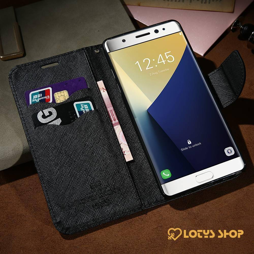 Flip PU Leather Phone Cases for Samsung Accessories Cases Mobile Phones a559b87068921eec05086c: Samsung Galaxy Note 2|Samsung Galaxy Note 3|Samsung Galaxy Note 4|Samsung Galaxy Note 5|Samsung S8|Samsung S8 Plus