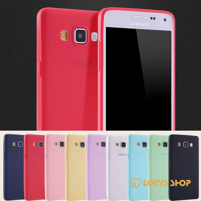 Ultra-Thin Soft Silicone Colorful Phone Cases For Samsung 11ad8c90d8b16ec4dc9ab1: Samsung A300 A3 2015|Samsung A310 A3 2016|Samsung A320 A3 2017|Samsung A500 A5 2015|Samsung A510 A5 2016|Samsung A520 A5 2017|Samsung A720 A7 2017|Samsung Galaxy S6|Samsung Galaxy S6 Edge|Samsung Galaxy S7|Samsung Galaxy S7 Edge|Samsung Galaxy S8|Samsung Galaxy S8 Plus|Samsung Galaxy S9|Samsung Galaxy S9 Plus|Samsung Grand Prime|Samsung J120 J1 2016|Samsung J3 and J3 2016|Samsung J330 J3 2017|Samsung J5 Prime|Samsung J500 J5 1015|Samsung J510 J5 2016|Samsung J530 J5 2017|Samsung J7 Prime|Samsung J700 J7 2015|Samsung J710 J7 2016|Samsung J730 J7 2017