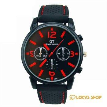 Sport Designed Men's Watches Accessories Men's watches Watches color: Blue|Green|Red|White