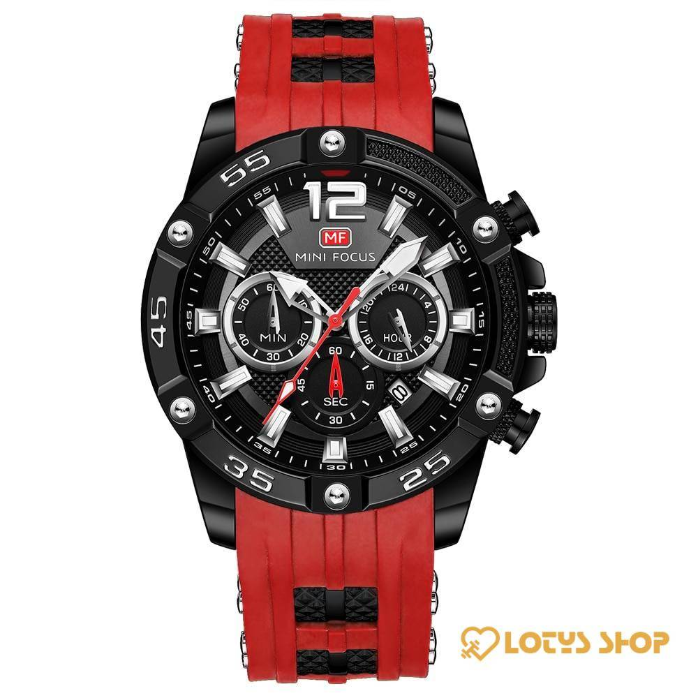 Men's Sports Waterproof Watches Accessories Men's watches Watches color: 1|10|11|12|2|3|4|5|6|7|8|9
