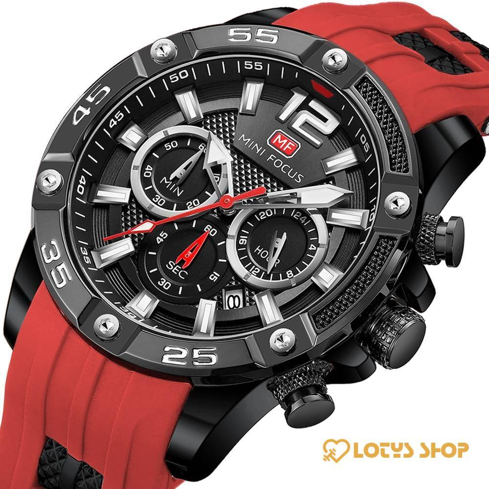Men's Sports Waterproof Watches