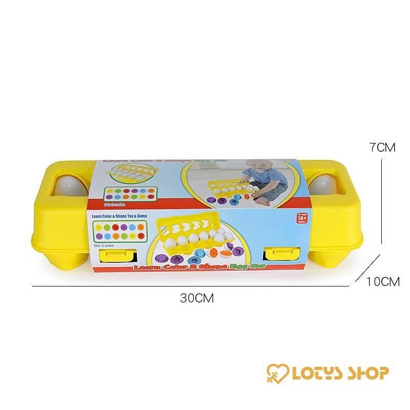 Mixed Shaped Puzzle Toys 12 pcs/Set