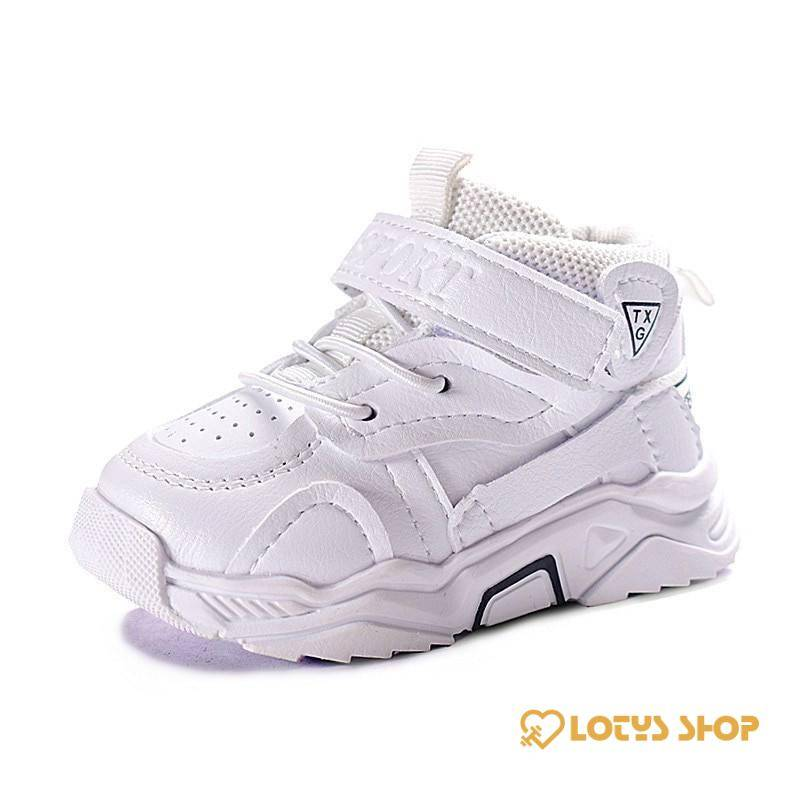 Babies Casual Sneakers Kids sport items Sport items color: Black|White