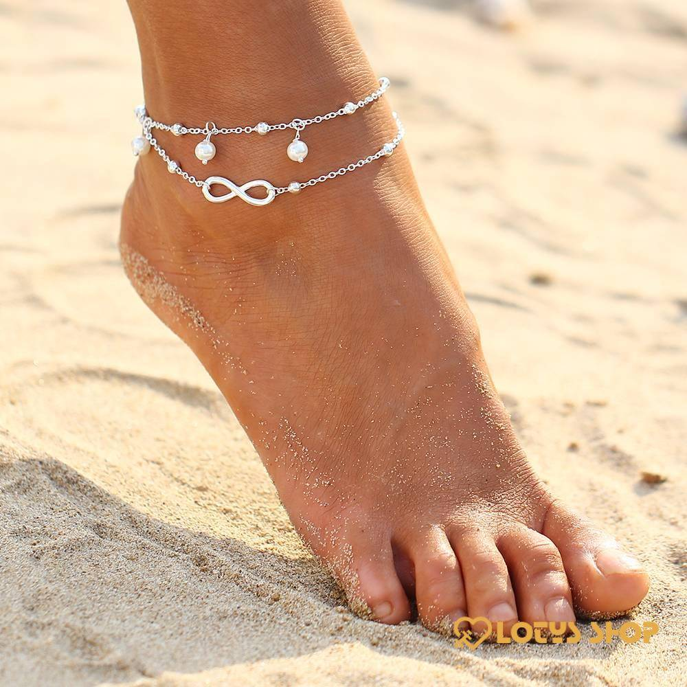Charming Summer Boho Metal Women's Anklet Accessories Jewelry 8d255f28538fbae46aeae7: BJCS049silver|BJCS724|BJCS725|FCS1756|FCS1780|FCS1781|FCS1782|FCS1783|FCS1800|FCS1819|FCS1820|FCS1821|FCS1822|FCS1823|FCS1824|FCS1825|FCS1826|FCS1827