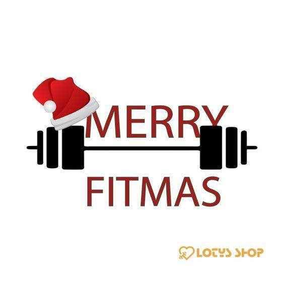 Lotys Shop Merry Christmas / Merry Fitmas ! https://lotys-shop.com/merry-christmas-merry-fitmas/