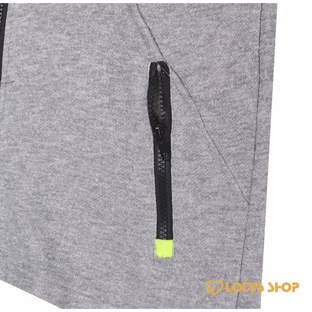 Men's Long Sleeve Sports Hoodie