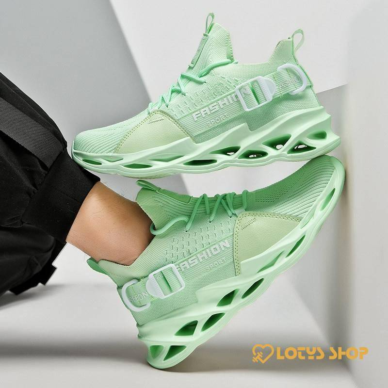 Mid Flat Breathable Women's Sneakers