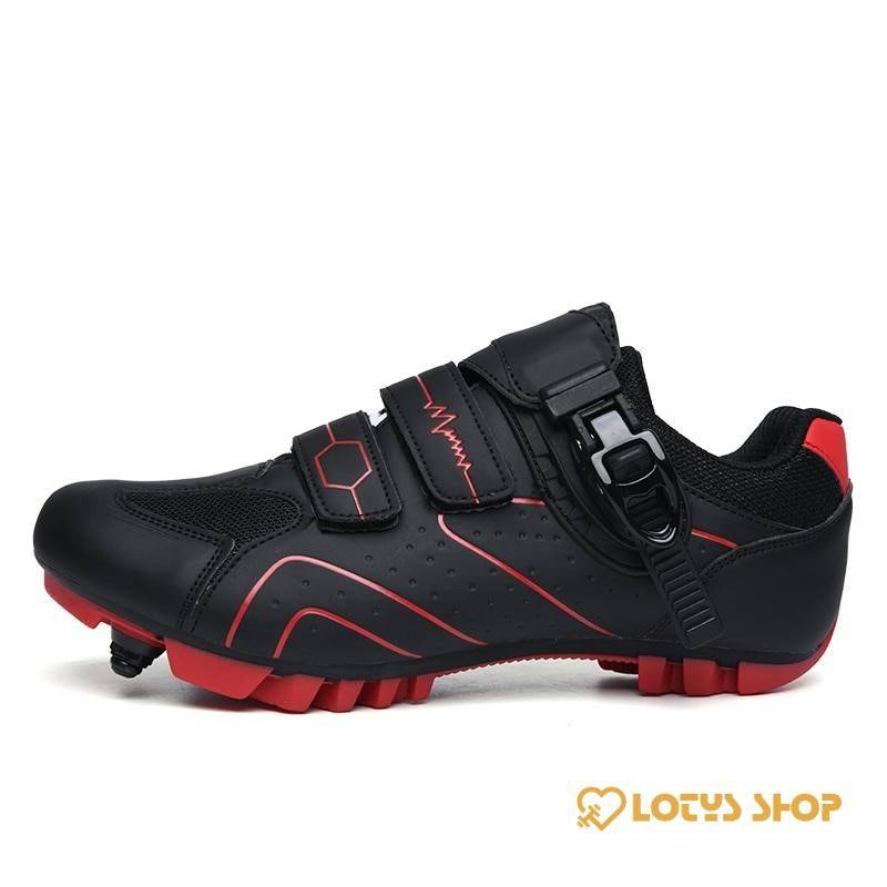 Self-Locking Road and Mountain Cycling Shoes Sport items Women Sport Shoes Women's sport items color: Black / Blue|black red|Black Yellow|Blue|Gold|Red|Silver