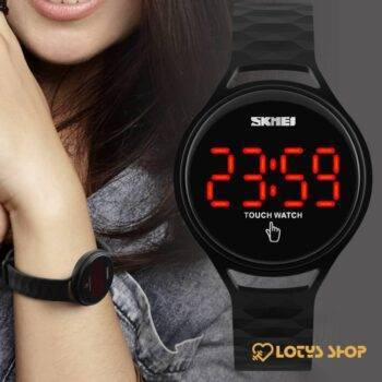 Women's LED Sport Watch Accessories Watches Women's watches color: Black|Blue|Light Green|Red|Yellow