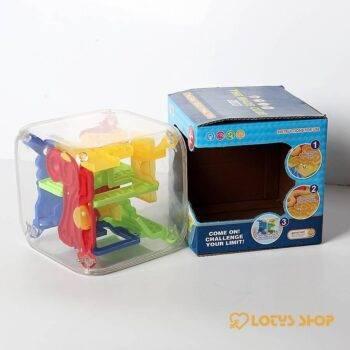 3D Magic Maze Puzzle Game Toys