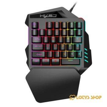 One-handed Wired Keyboard Gaming & Entertainment Gaming Keyboards 1ef722433d607dd9d2b8b7: China France Russian Federation Spain United States