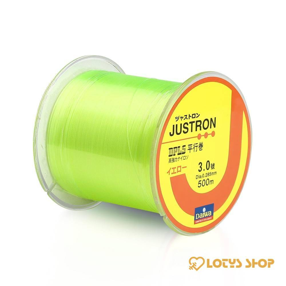Solid Color Monofilament Nylon Fishing Line