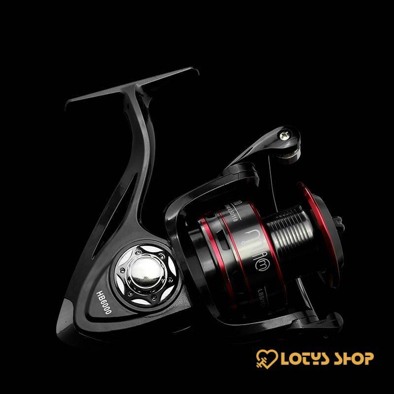 Stainless Steel Spinning Fishing Reel Outdoor Sports a1fa27779242b4902f7ae3: 1|2|3