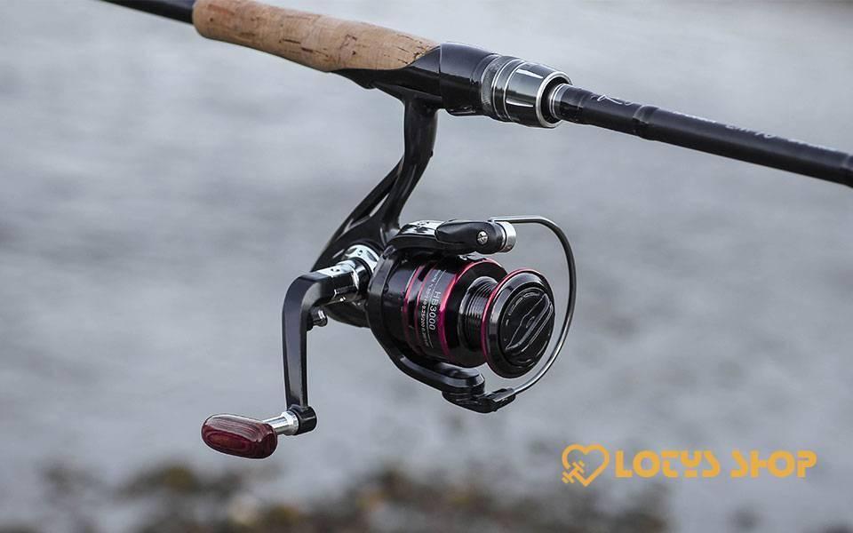 Stainless Steel Spinning Fishing Reel