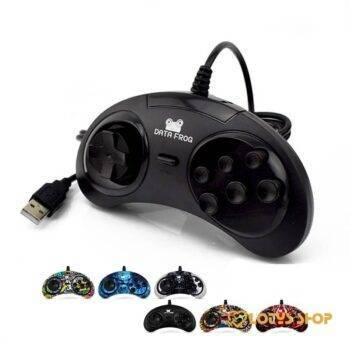USB Classic Gamepad Gaming & Entertainment color: 1 pc|2 Pcs